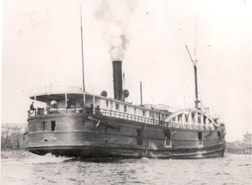 Fr. Edward J. Dowling, S.J. Marine Historical Collection: Jay Gould