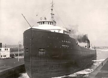 Fr. Edward J. Dowling, S.J. Marine Historical Collection: L.E. Block