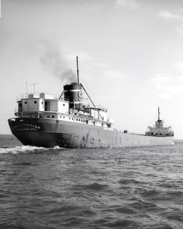 Fr. Edward J. Dowling, S.J. Marine Historical Collection: Paul L. Tietjen